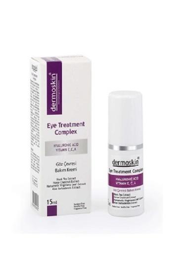 Dermoskin Dermoskin Tüm Cilt Tipleri Için Eye Treatment Complex 15Ml Renksiz